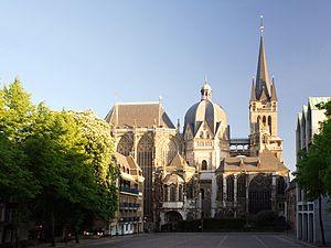 Tempat Wisata Di Jerman - Aachen Cathedral (Kaiserdom)