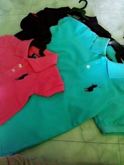 Baju Kanak-Kanak Raya 2013   Polo   Guess