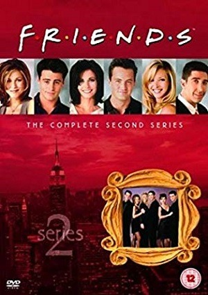 Friends - 2ª Temporada Séries Torrent Download onde eu baixo