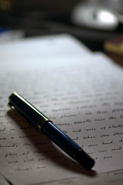 ide menulis