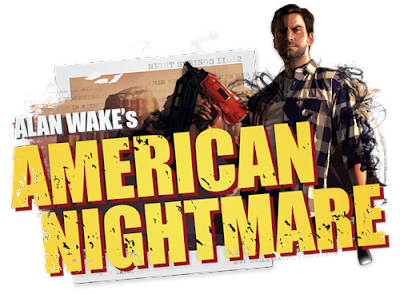 Alan Wake American Nightmare PC Wallpaper