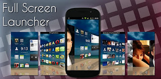 Full Screen Launcher PRO