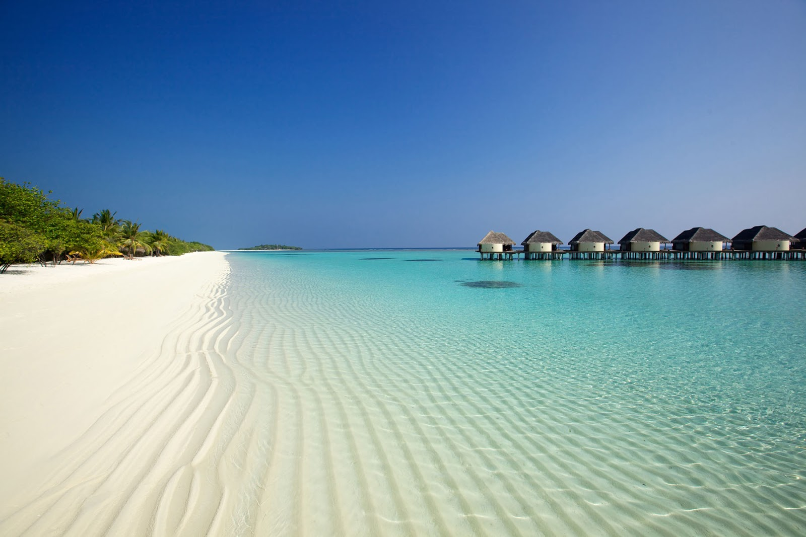 The Maldives Beautiful Island To Visit World For Travel