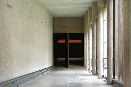 Couvent de la Tourette par Le Corbusier Tourette3