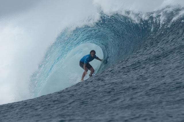 20 Matt Wilkinson Billabong Pro Tahiti Foto WSL Stephen Robertson