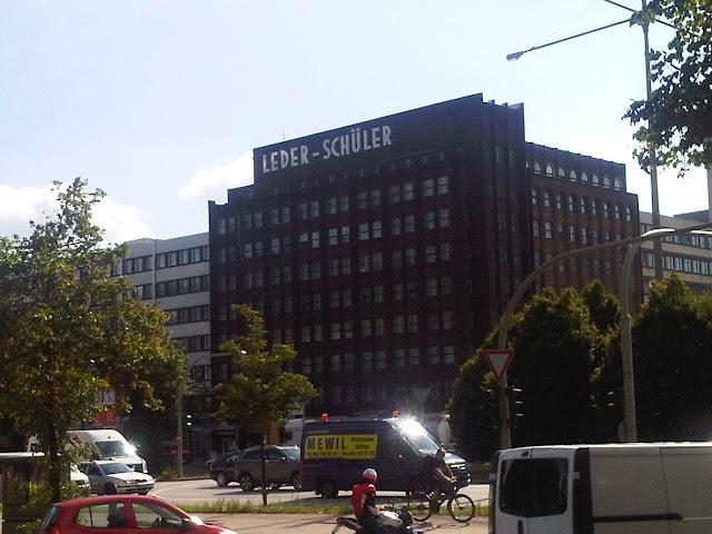 Leder-Schüler - Anckelmanns-Platz - Hamburg
