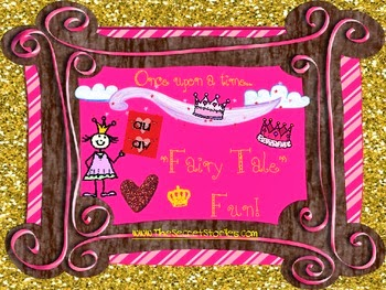 http://www.teacherspayteachers.com/Product/Fairytale-Fun-Begins-with-Once-Upon-a-Time-509560