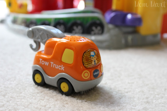 Go! Go! Smart Wheels™ Garage VTech Toys Review