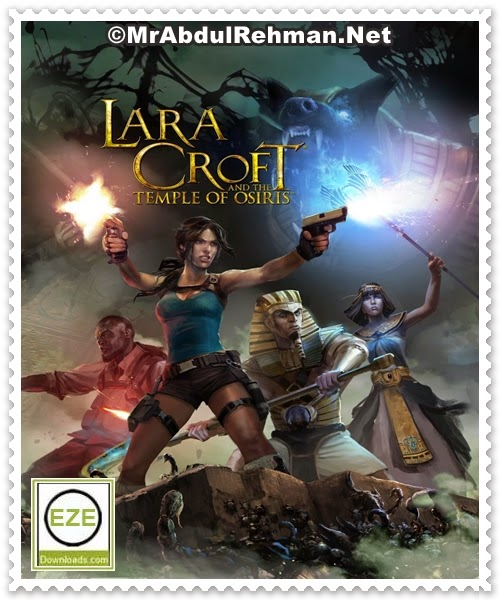 Lara Croft and the Temple of Osiris PC Game Free Download Full Version