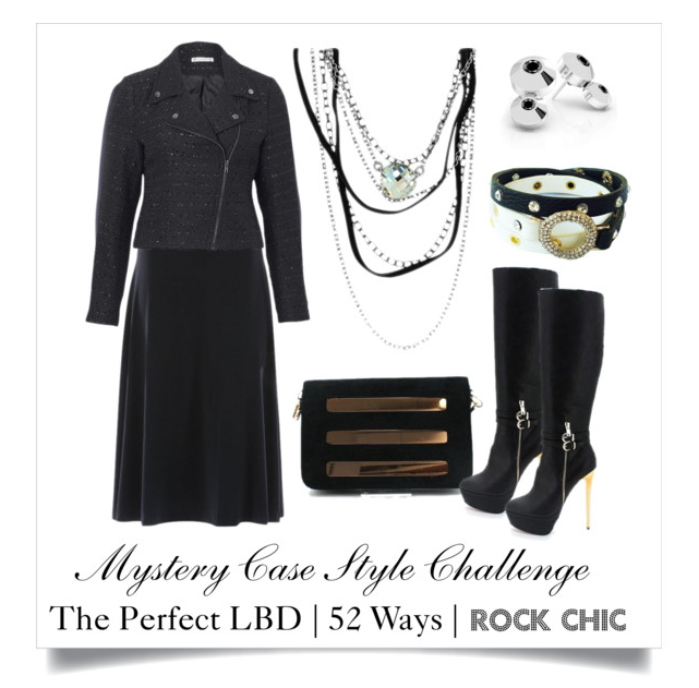 Mystery Case | Perth Worth Casing Blogger | Style Challenge includes Betts Shoes, Seriously Twisted Jewellery, Target Jacket & The Perfect LBD