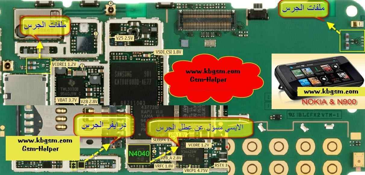 NOKIA N900 BUZZER PROBLEM solution