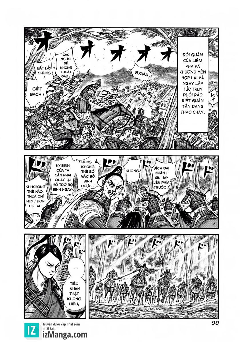 Kingdom – Vương Giả Thiên Hạ (Tổng Hợp) chap 222 page 11 - IZTruyenTranh.com