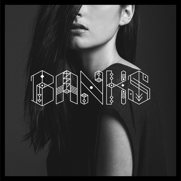 Banks - London - EP Cover