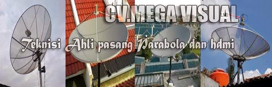 Jasa Setting Parabola & antena tv lokal murah