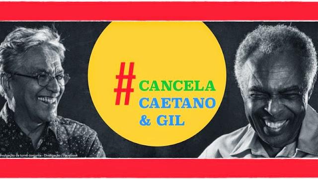 Abaixo assinado para que Caetano e Gil cancelem show em Israel