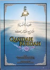Kumpulan Syair dan Sholawat Nabi dalam Qasidah, Burdah dan Hadroh