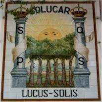 Lucus Solis,ciudad Romana de Sanlúcar la Mayor.