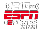 ESPN Deportes Radio Miami 1210 AM