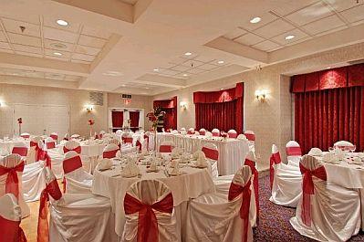 Decoracion de bodas en blanco y rojo parte 1 for Decoracion en rojo y blanco
