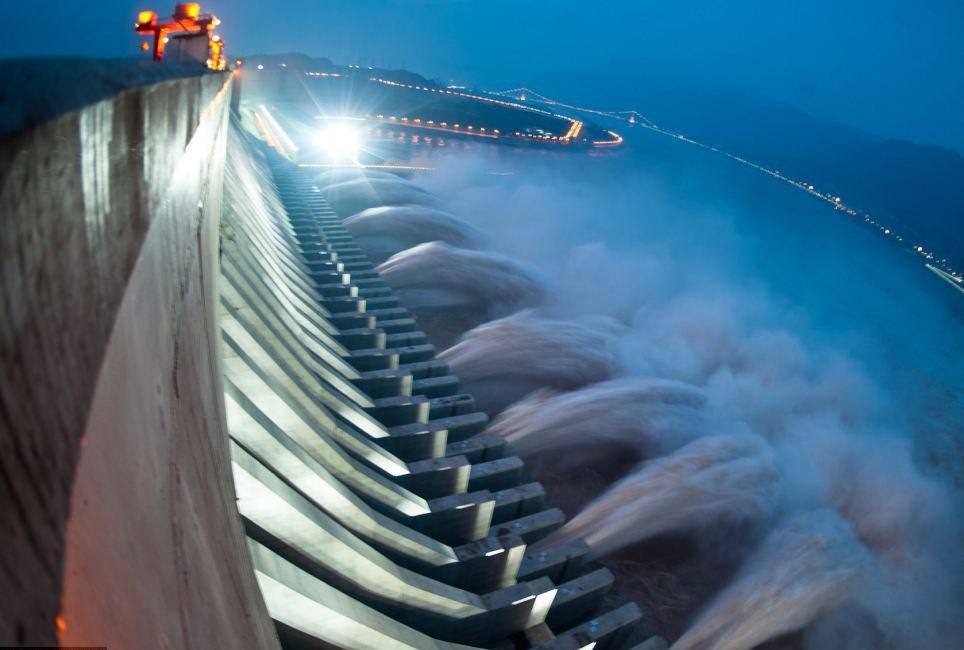 Στην Κίνα το μεγαλύτερο φράγμα στον κόσμο