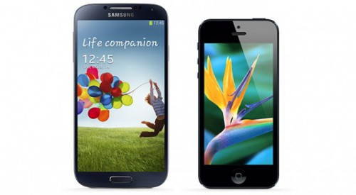 iphone против Galaxy