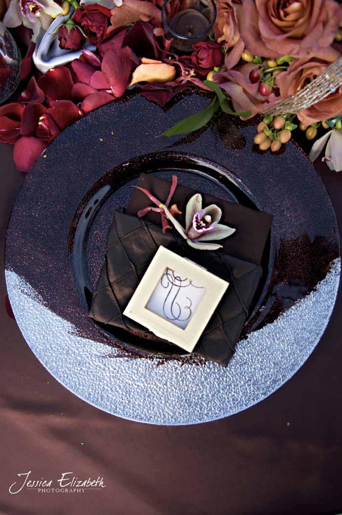 arreglo de mesa en viñedo rustico boda -cubierto-country tablescape