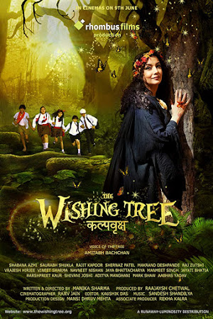 Poster Of Hindi Movie The Wishing Tree 2017 Full HD Movie Free Download 720P Watch Online