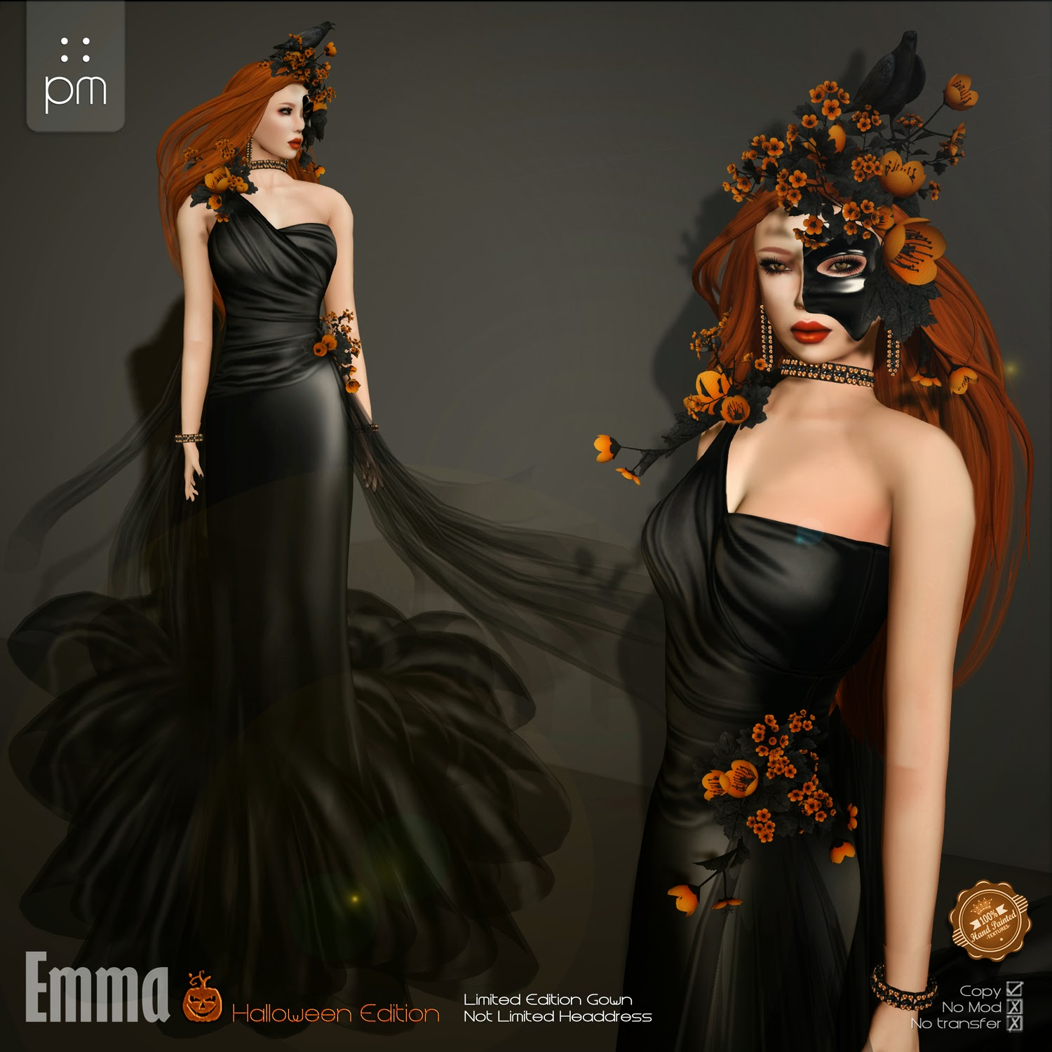 https://marketplace.secondlife.com/p/PM-Emma-Dress-Beautifully-Dead-MaskHeadpiece/6518829