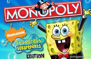 Game Monopoly SpongeBob SquarePants