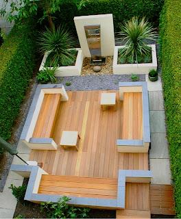 David andersen contemporary garden design 11 2011 for Garden design knutsford