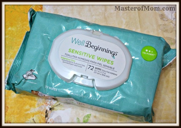 Well Beginnings Baby Wipes