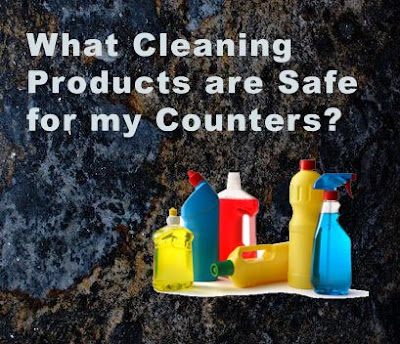 What Cleaning Products are Safe for My Counters?