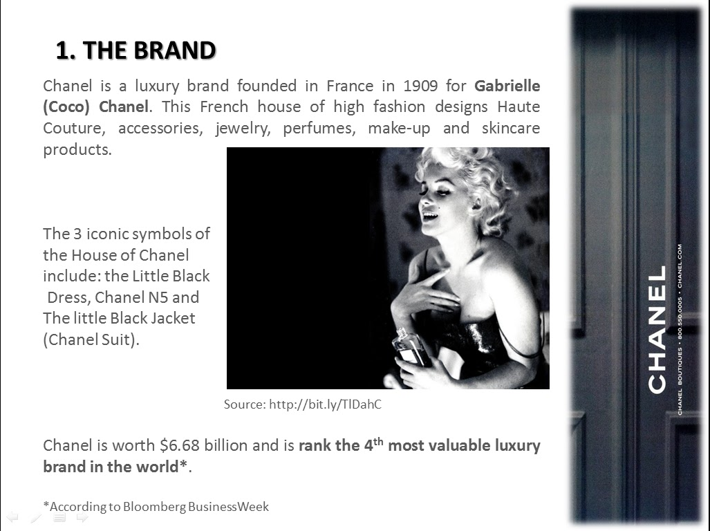Chanel Case Study - SlideShare