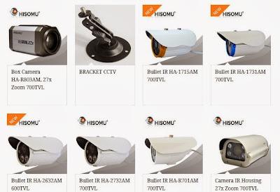 Hisomu, CCTV Untuk Bisnis dan Rumah Tangga