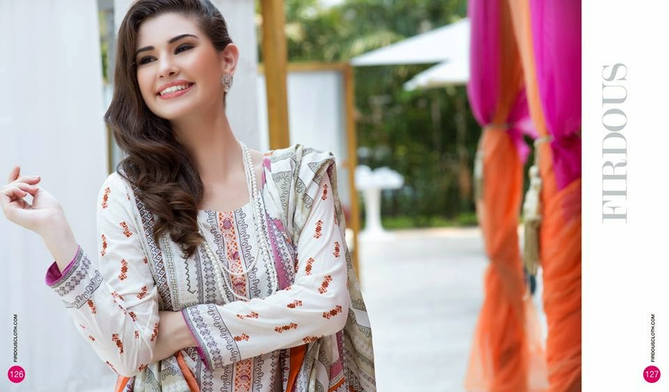 Fashion sumemr clothes for women by Firdous