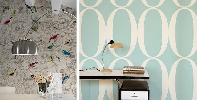 Papel pintado dormitorio leroy merlin mesillas dormitorio for Espejo joyero conforama