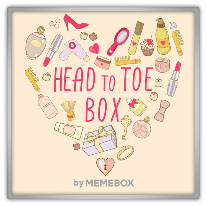 memebox Memebox Special #40 Head-To-Toe 미미박스 Commercial VIP discount sale