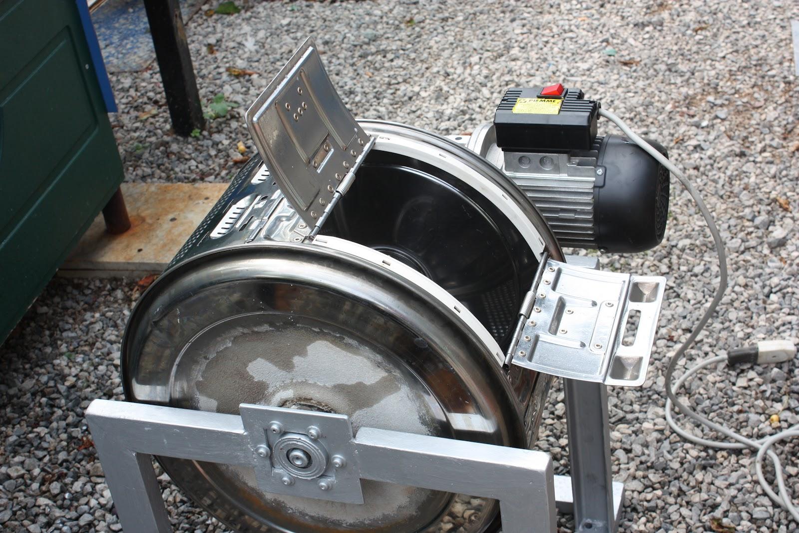 Spillididee dalla lavatrice alle caldarroste for Cestello lavatrice
