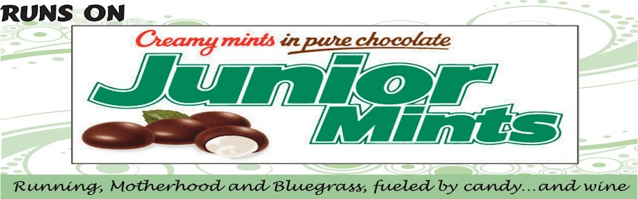 Runs on Junior Mints