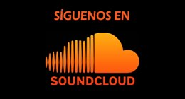 siguenos en soundcloud
