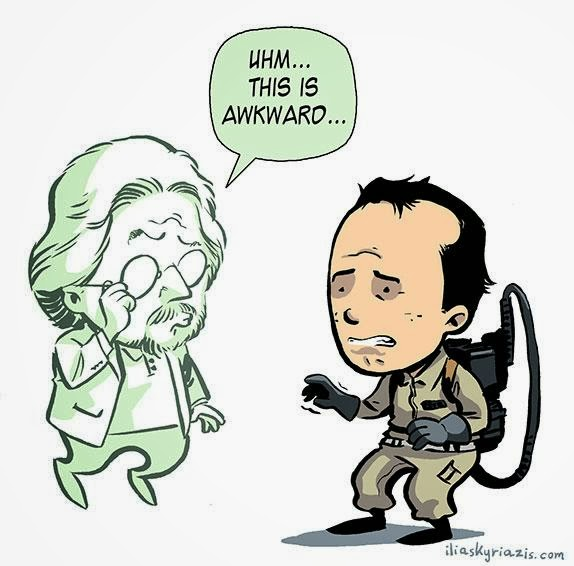 Homenaje a Harold Ramis y Bill Murray