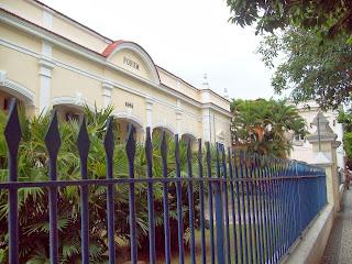Forum da cidade de Paraiba do Sul