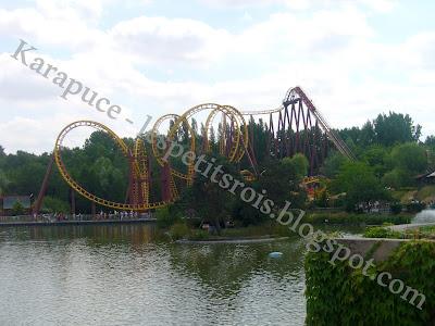 Goudurix parc astérix