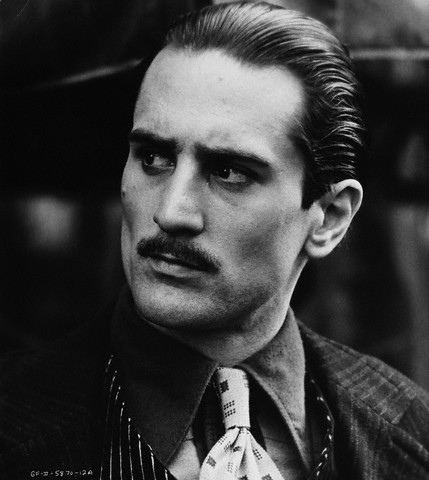 Vito Corleone in The Godfather Part II - played by Robert De Niro