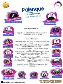 Feria Gomez Palacio 2017