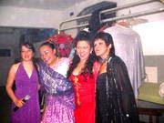 Con Amigas en Montevideo