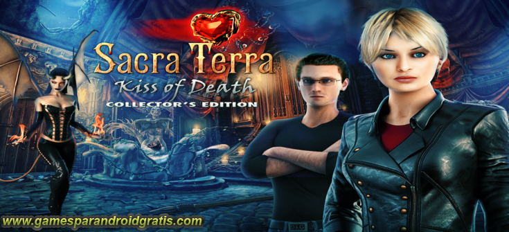 Download Sacra Terra: Kiss of Death Apk + Data Torrent