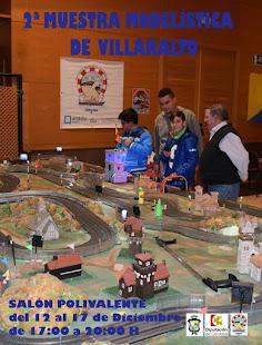 II EXPOSICIÓN MODELISTICA DE VILLARALTO.