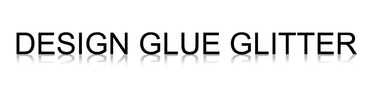 Design Glue Glitter