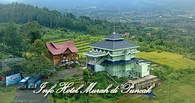 Hotel Murah di Puncak